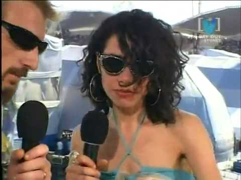 PJ Harvey Big Day Out interview 2003