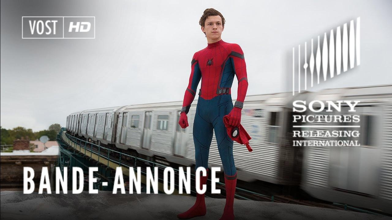 Spider-Man : Homecoming - Première bande-annonce - VOST