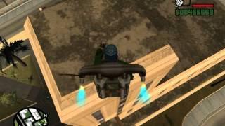Видео урок №1 (где найти снайперскую винтовку) в GTA SA LS