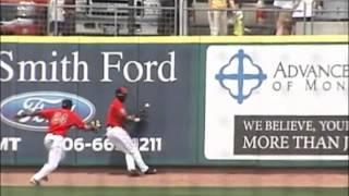 Cincinnati Reds MiLB outfielder