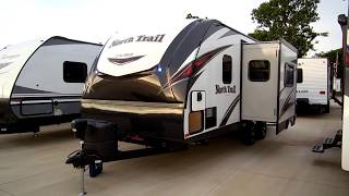 2019 North Trail 24BHS Caliber Edition by Hearland RVs at Couchs RV Nation