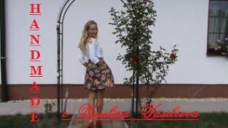 №152 HAND MADE Как сшить красивую юбку По журналу BURDA