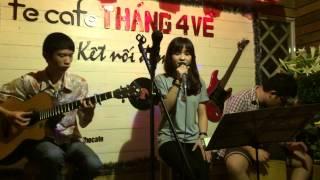 Quán cafe mùa hè - Huyền xù (cover)