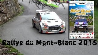 Rallye du Mont-Blanc 2015 [HD]