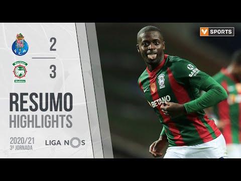 Highlights | Resumo: FC Porto 2-3 Marítimo (Liga 20/21 #3)