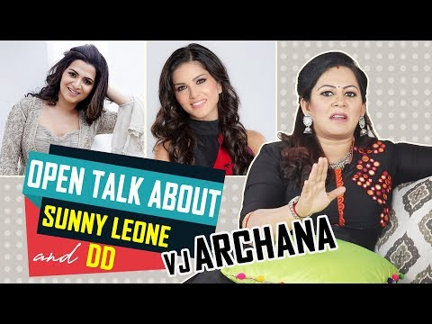 Open Talk On Sunny Leone and Anchor DD - Zee Tamil Saregamapa Anchor Archana on D-Chat / Part 2 thumbnail
