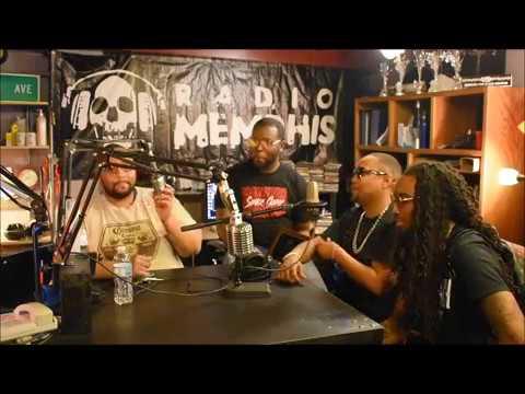 RADIO-MEMPHIS ft Bam Ma Richer, Ralph Foreign,  & Zaye - RowdyProductionz.com pt 1