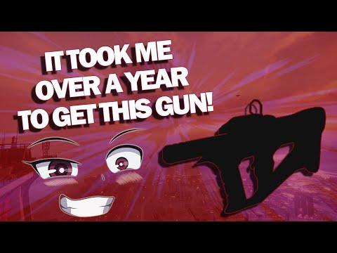 I FINALLY GOT THIS GUN IN DESTINY 2! (Legendary Weapon Quest) |