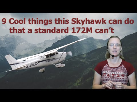 9 things this Cessna 172 Skyhawk can do that standard 172 can't - Cessna 172 for sale
