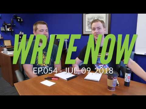 Write Now - Ep.054: Underrated Pens with Drew & Colin!
