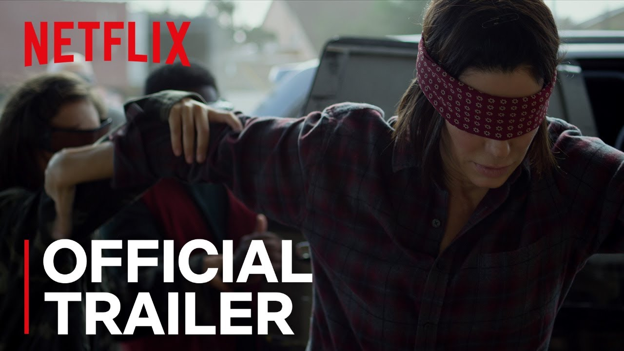 Bird Box review – Sandra Bullock's Netflix thriller is a bird