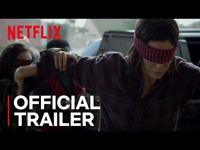 Netflix S Horror Movie Bird Box Looks Like A Quiet Place Reversed