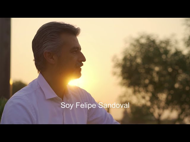 Felipe Sandoval candidato independiente por San Andrés Cholula