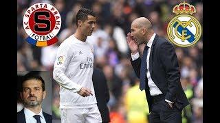 FIFA 18 /CZ/ - Liga mistrů (Kariéra) - Sparta Praha vs. Real Madrid