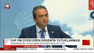 Eren Erdem tutuklandı! CHP'den acil basın toplantısı