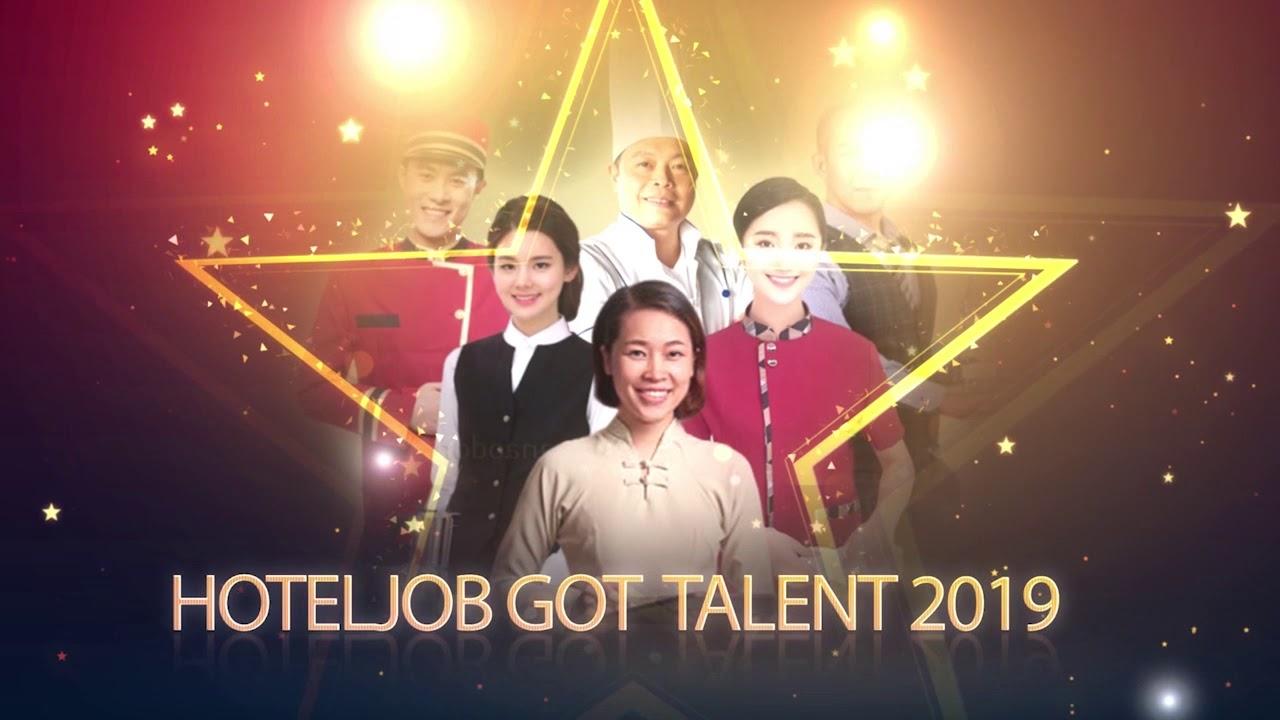 Giới thiệu cuộc thi Hoteljob Got Talent 2019 I Hoteljob TV