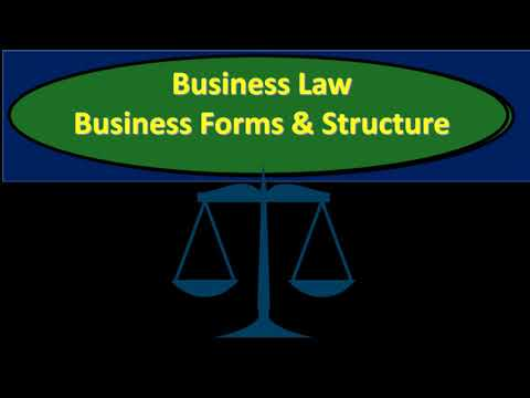 250 Business Forms and Structure u