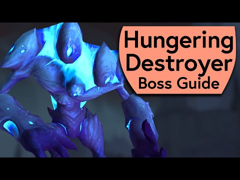 Hungering Destroyer Raid Guide - Normal/Heroic Hungering Destroyer Castle Nathria Boss Guide