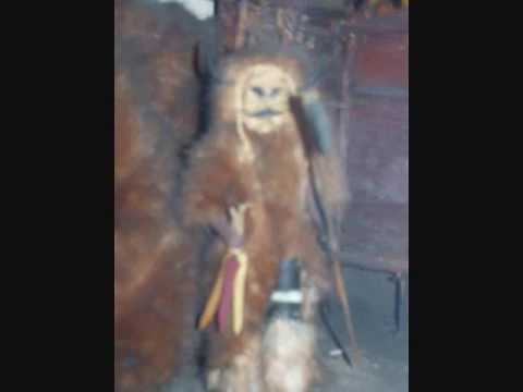 Susquehannock Indian Ceremonial exhibits