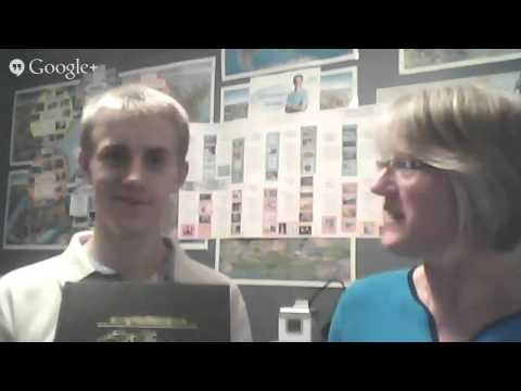 Inside the Spectrum  Episode 4 with Erik and Teresa Hedley a grade 11 boy with autism and his mom