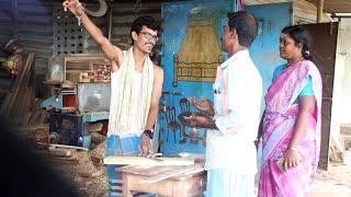 Furniture shop prank 2 | wood work prank | Tamil prank | orange mittai | prankster | vj praba