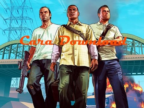 Cara Download GTA 5 PC