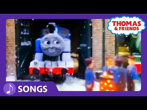 Snow Song | TBT | Thomas & Friends