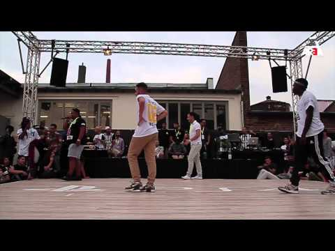 Area 47 Dance Battle - HipHop Side