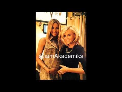 Ciara is Pregnant By Future