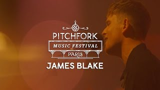 James Blake Full Set Pitchfork Music Festival Paris 2014