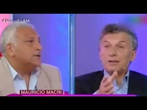 Así reaccionó Macri cuando un periodista le preguntó por su procesamiento