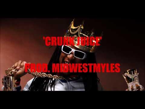 'CRUNK JUICE' Lil Jon Type Crunk Rap Beat | Hard Dirty South Beat | New Hip Hop Instrumental 2018