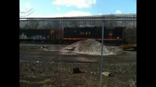 Railfanning Wheeling & Lake Erie Railroad