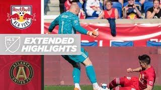 New York Red Bulls vs. Atlanta United | HIGHLIGHTS - May 19, 2019
