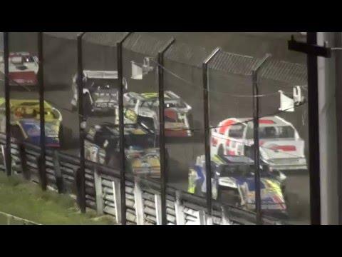 IMCA Sport Mod feature Southern Iowa Speedway 4/13/16