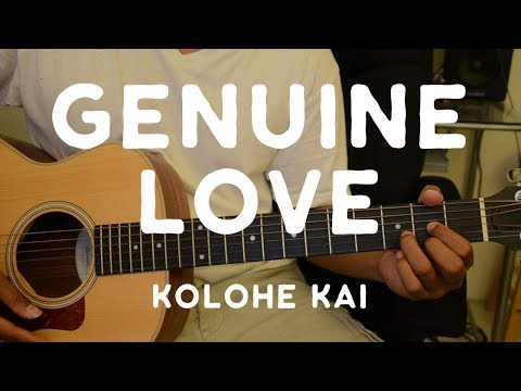 Kolohe Kai - Genuine Love Tutorial