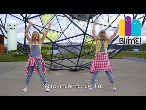 Lær deg HVIT dans! | BlimE 2015 | NRK Super