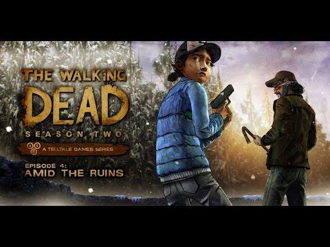 The Walking Dead - Season 2 - Amid The Ruins (Parte 1) - Sarita la Trozadita - en Español by Xoda