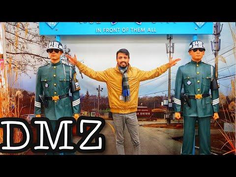 North Korea's DANGEROUS BORDER - Inside The DMZ - Full DMZ Tour Experience