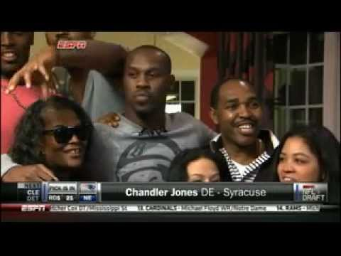2012 NFL Draft - Pick 21 Patriots - C Jones.mp4