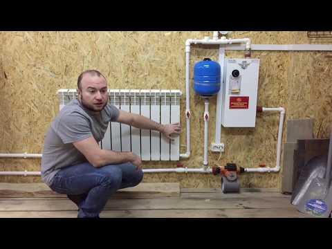 Как подключить котел электрический