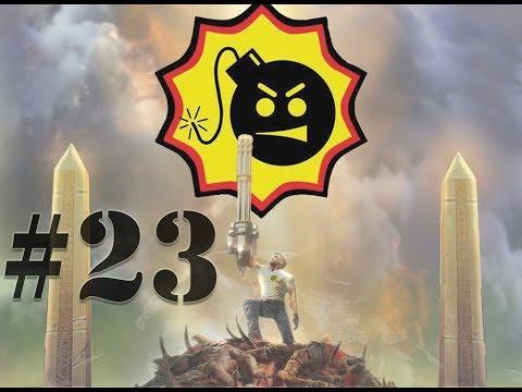 Let's Play Serious Sam Classics: Revolution [German][PC][#23] – Ziemlich weitläufige Areale