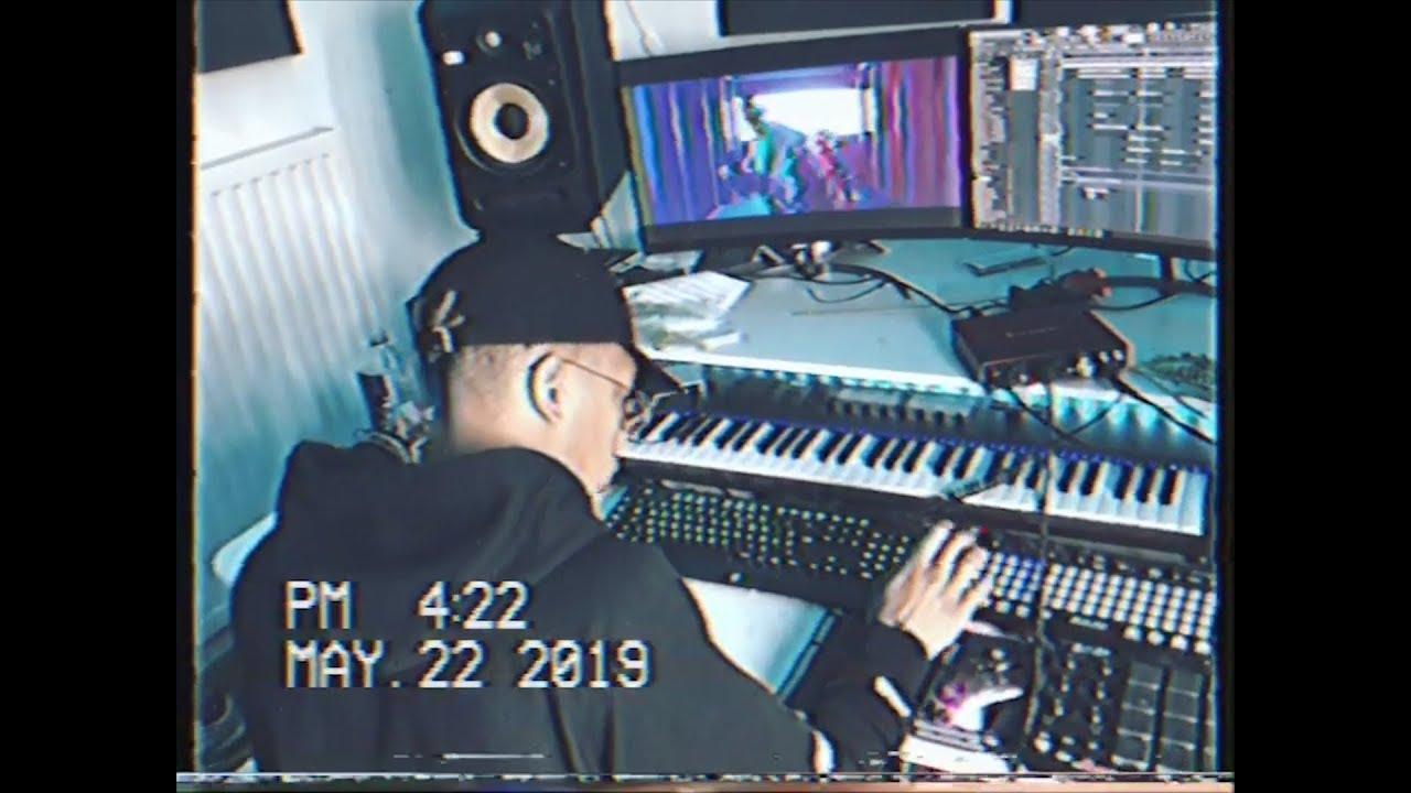 Chuki Beats - THC / Chill Trap Beats 2019 | Making a Chill Type Beat in the  Studio 😈😈