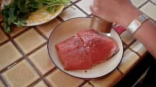 Salmon With Sweet Chili Sauce Recipe