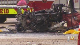 3 Teenagers Killed In Violent Car Crash