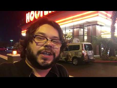 Little Miss Nasty Burlesque Review At Hooters Las Vegas