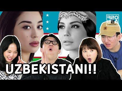 North Korean Defectors React To Celebrities Of Uzbekistan With South Koreans [Korean Bros]