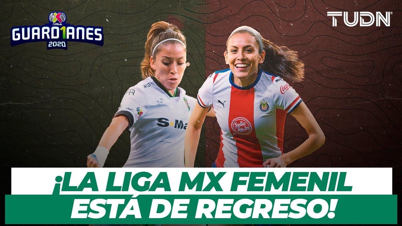 🚨PREVIO: ¡Arranca el Guard1anes 2020 de Liga Mx Femenil! | TUDN