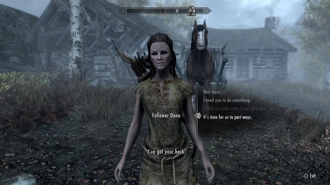 Skyrim: How To Marry Anyone