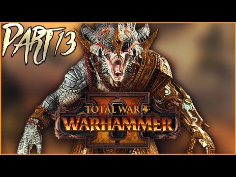 Total War Warhammer 2 - Kroq-Gar Champion of the World - Part 13
